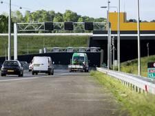 Heinoordtunnel richting Rotterdam tijdelijk dicht