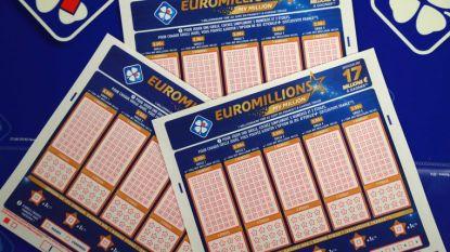 Belg die jackpot van 17 miljoen won met EuroMillions maakt zich bekend