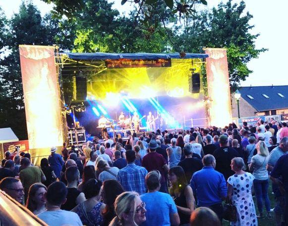 Muziekfestival Plectrum was een succes afgelopen weekend.