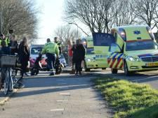 Opzittenden gewond na val met scooter in Oudewater