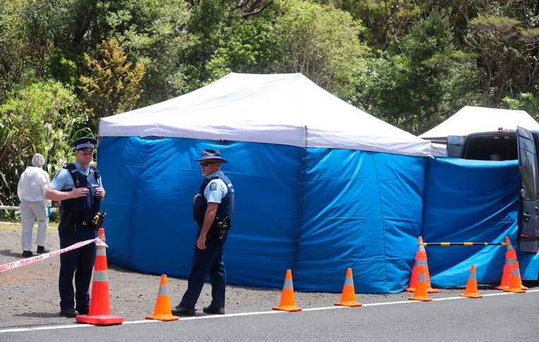 Politie onderzoekt de plaats waar Grace Millane mogelijk werd vermoord.