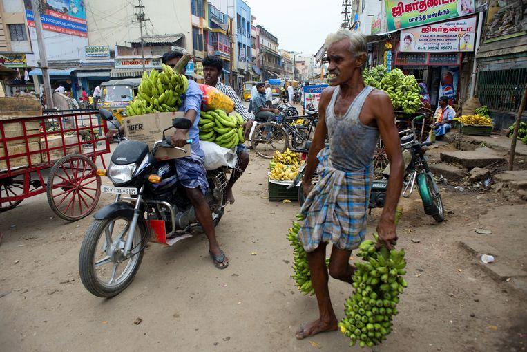 India. Beeld Getty / Subhendu Sarkar