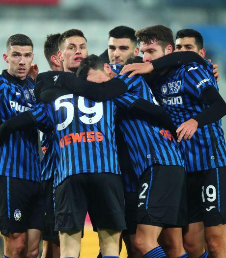 Atalanta verder in Coppa Italia, SPAL verrast Sassuolo