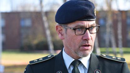"""Baas landmacht ziet existentiële crisis bij Belgisch leger: """"Bouw meer kazernes, dan komen de soldaten wel"""""""