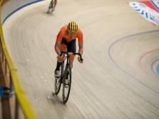 Wim Stroetinga pakt bronzen EK-medaille op de scratch