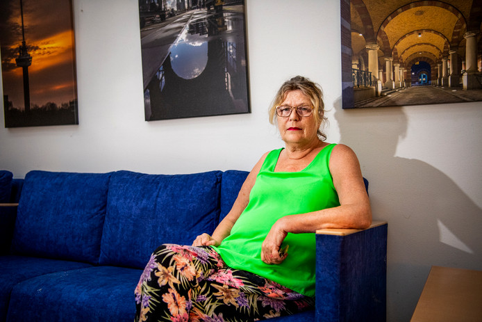 Lies Vissers (65) zat als kind in het klooster Goede Herder in Almelo. Ze noemt het 'de hel op aarde'.