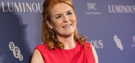Sarah Ferguson blijft achter ex-man prins Andrew staan:  Het is allemaal onzin