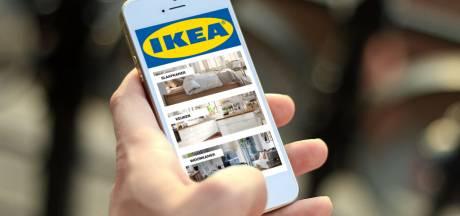 IKEA komt met shopping-app