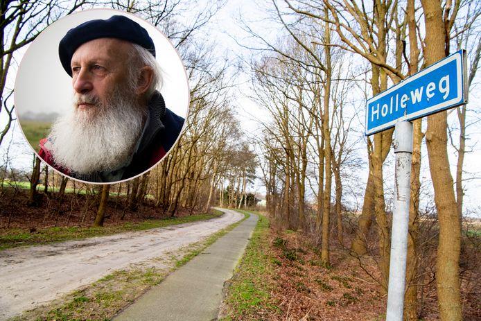 De Holleweg. Inzet: Wim van Lenthe