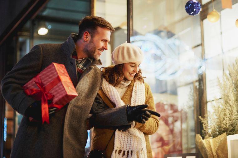Winkeliers boeken 8 procent meer omzet op koopzondag voor Kerstmis.