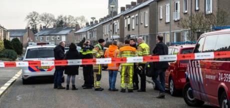 Handgranaten in straten van leden motorclubs in Limburg