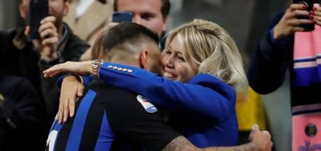 Hoe Mauro en Wanda Icardi zich onmogelijk maakten in Milaan