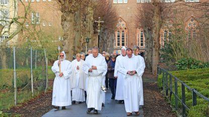 Afscheid van dom Wilfried: Abdij Affligem telt nu maar 6 monniken meer