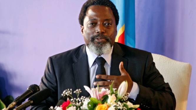 Congolees president Kabila blijft na eedaflegging van opvolger in presidentieel paleis wonen