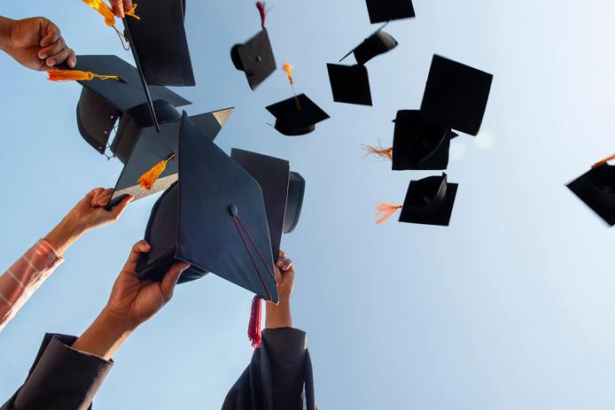 Studenten kunnen op de 'City Campus' in Dordrecht een masteropleiding Cultuur, Erfgoed en Burgerschap volgen. Foto ter illustratie.