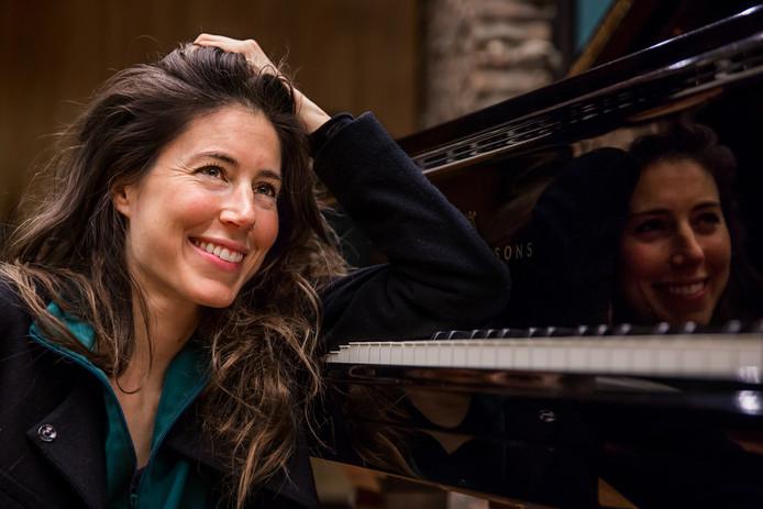 Pianist Iris de Hond