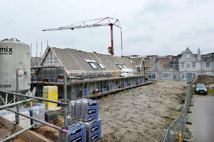 Projecten zoals de Stadsbleek zorgden ervoor dat er vorig jaar meer gebouwd werd dan ooit in Oldenzaal. De stijgende bouwkosten zorgen er in zijn algemeenheid wel voor dat de ruimtelijke kwaliteit bij plannen steeds meer onder druk komen te staan.