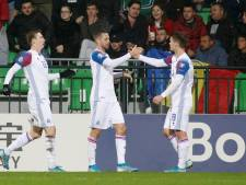 Mogelijke Oranje-tegenstander Roemenië treft IJsland in play-offs