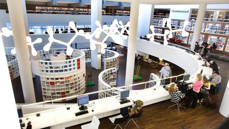 De OBA krijgt 14000 Franse boeken Beeld anp