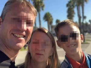 """Famille belge décimée en Suisse: le père aurait fait """"allusion"""" à son travail dans sa lettre d'adieu"""