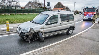 """Jonge chauffeur gaat """"opgejaagd door bumperklever"""" uit de bocht"""