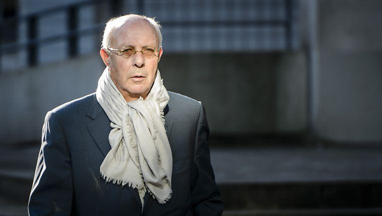 Hubert Möllenkamp moet zich voor de rechter verantwoorden voor corruptie bij woningcorporatie Rochdale. Beeld anp