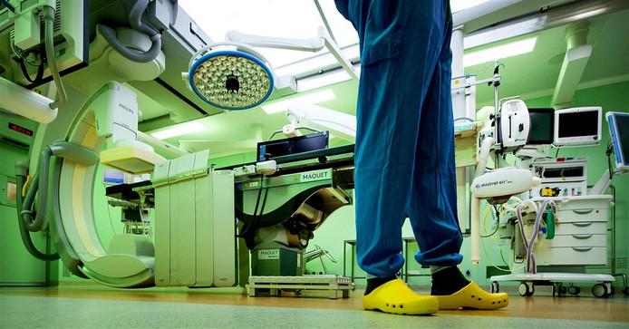 Operatiekamer, foto ter illustratie.