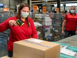 Extreme drukte bij bpost: deel klanten krijgt pakje niet meer aan huis en moet het zelf gaan afhalen