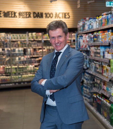 Van melkboer tot grootgrutter; Jan Linders blijft maar groeien