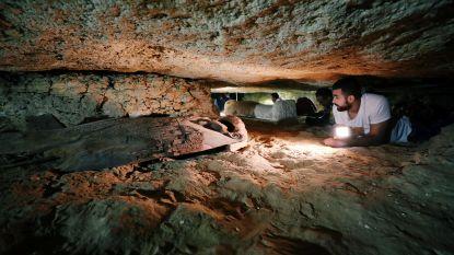Oude necropolis ontdekt in zuiden van Egypte