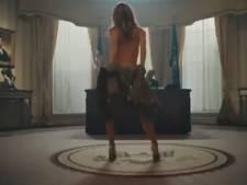 Witte Huis veroordeelt video strippende nep-Melania