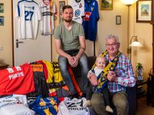 Hoofdrol profvoetballer Guyon Philips in nieuwe clip Snelle, opa ontmoet eindelijk kleinzoon