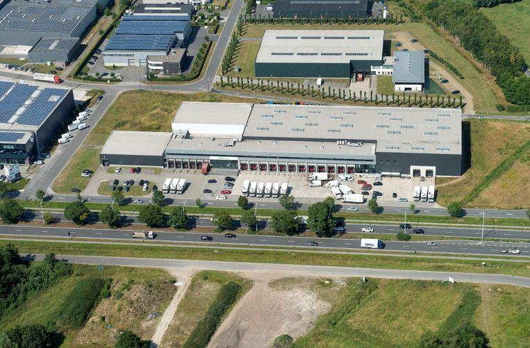 Colruyt Group plant de bouw van een windturbine  op de site van Solucious in Bornem.