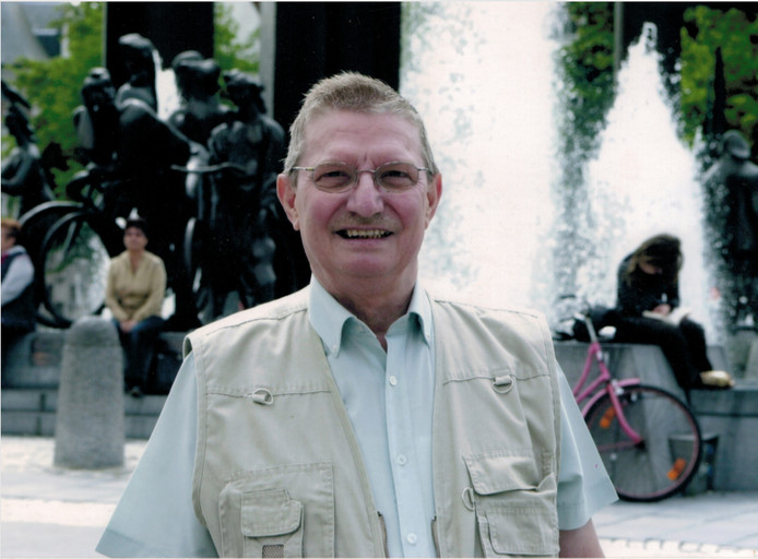 Eric Lowyck is overleden. Hij werd 79 jaar.