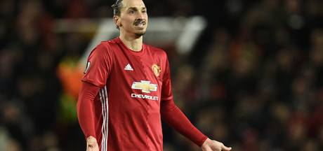 Ibrahimovic in gesprek met Manchester United over verlenging