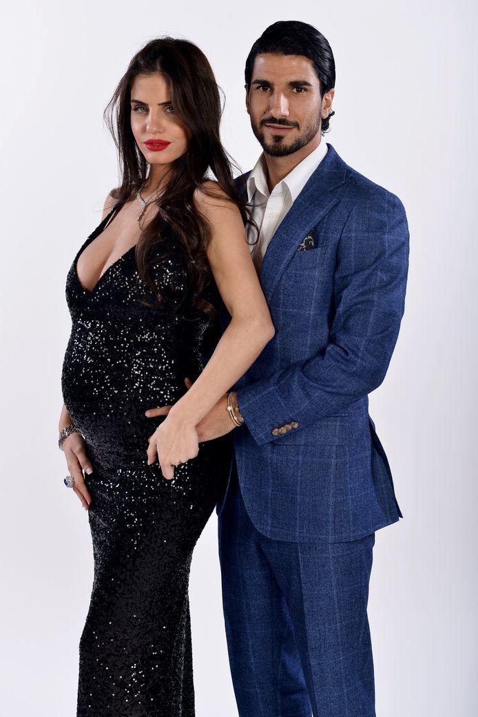 Een speciale editie: Gal Refaelov was in januari 2015 zwanger van dochtertje Mia.