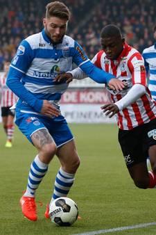 Schenkeveld na maanden terug in basis PEC Zwolle