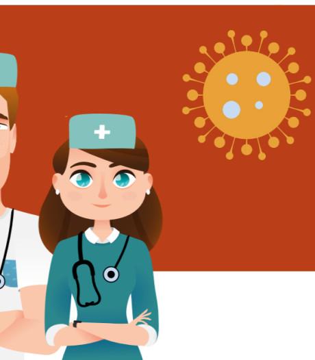 Une brochure explicative sur le coronavirus à l'intention des ados