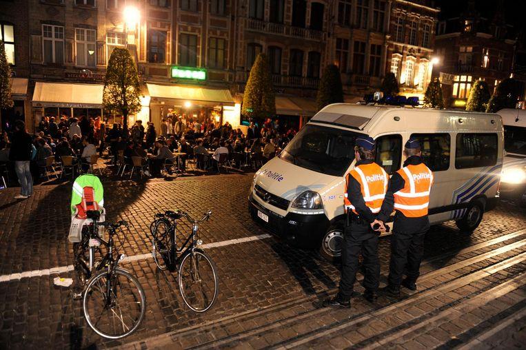 Ook de Leuvense agenten zouden minder snel geneigd zijn om tussen te komen bij incidenten uit vrees voor de interne controle op hun acties.