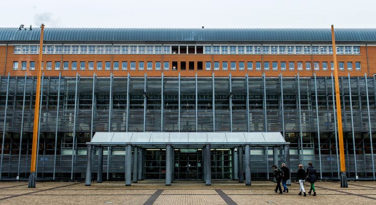 De rechtbank in Den Bosch Beeld ANP