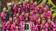 Dansschool Dançar zet sterke prestatie neer op Vlaams danskampioenschap