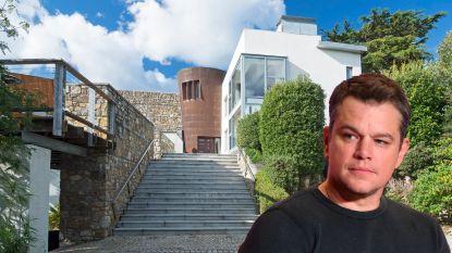 BINNENKIJKEN. Matt Damon en zijn gezin spenderen quarantaine in 'Hollywood-aan-de-Ierse-Zee'