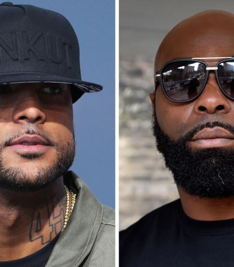 Franse rappers leggen ruzie bij met kooigevecht
