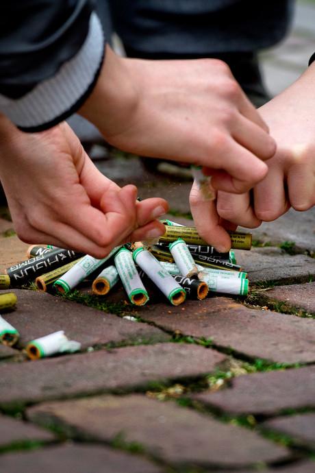 Utrecht stopt met detectiesysteem tegen vuurwerk