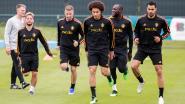 """Mertens wedstrijdfit, Martínez waarschuwt: """"Schotten hebben talent én vertrouwen"""""""