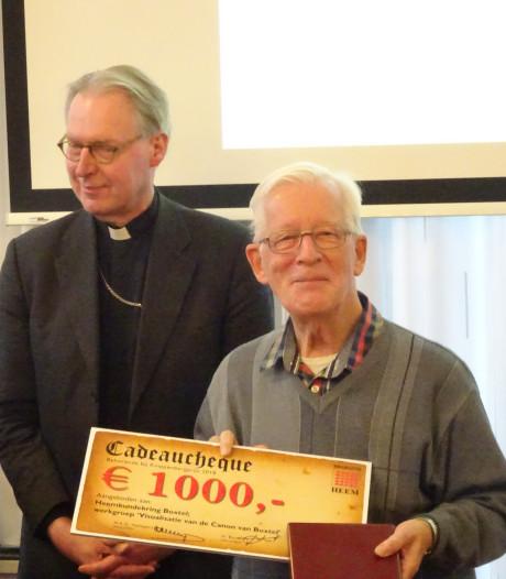 Heemkunde Boxtel wint Knippenbergprijs