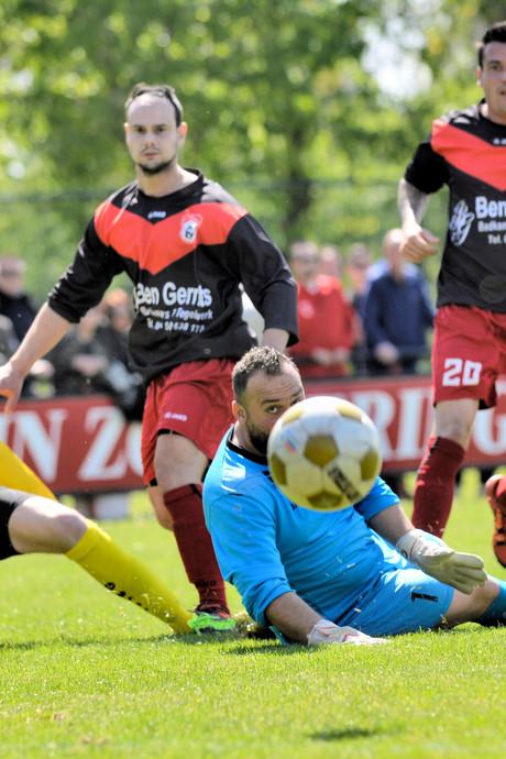 SV Nijmegen wint eerste slag met Eendracht'30