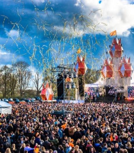 Dancefestival Kingsland naar Hulsbeek Oldenzaal
