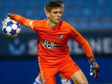 Piepjonge Borgmans kent prima profdebuut bij FC Eindhoven: 'Ik ben vooral heel dankbaar'