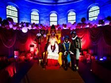 Sinterklaas neemt intrek in Steentjeskerk Eindhoven